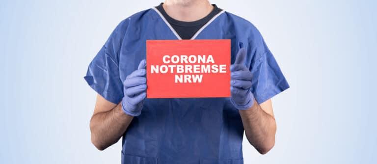 Corona Notbremse NRW Langenfeld