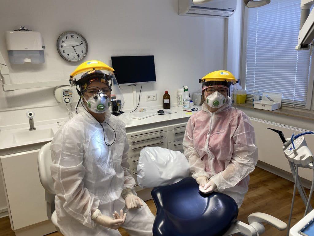 Zahnarztpraxis am Rathaus Langenfeld Team