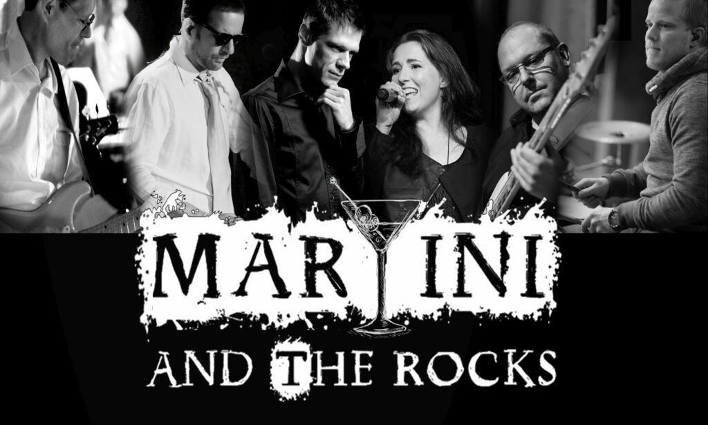 Martin and the Rocks
