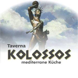 Taverna Kolossos - mediterrane Küche Langenfeld - Logo