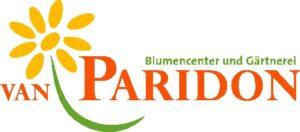Blumencenter und Gärtnerei van Paridon Logo