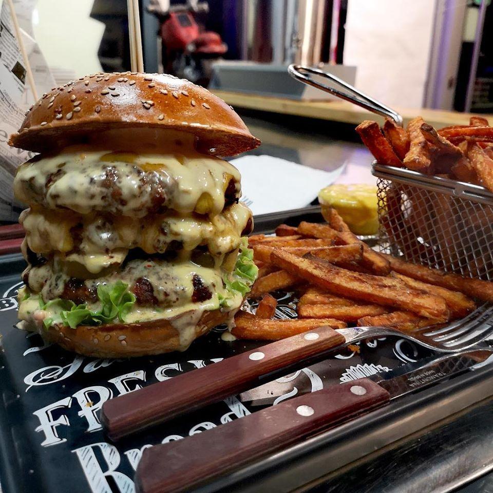 Riffy Burger